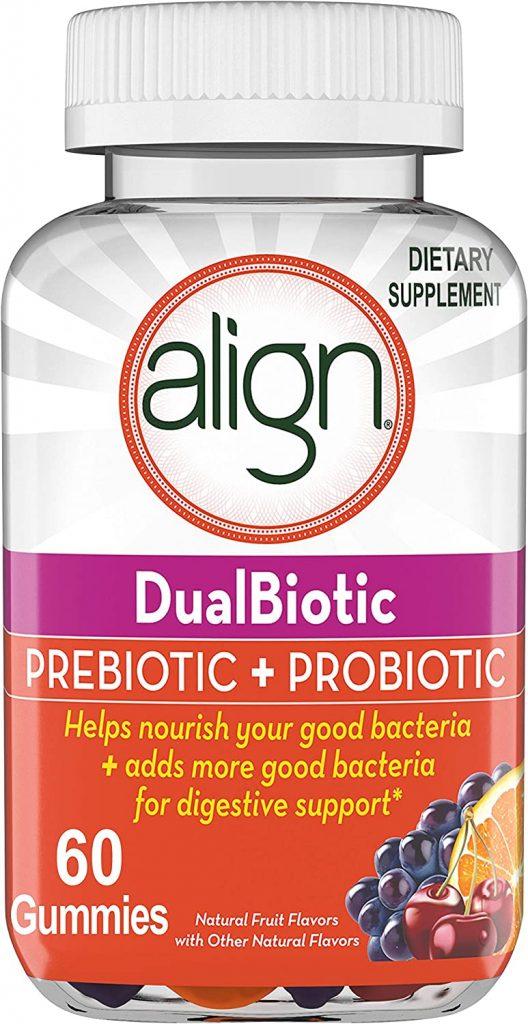 Align DualBiotic Prebiotic + Probiotic