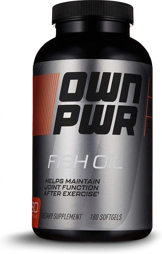 OWN PWR Fish Oil