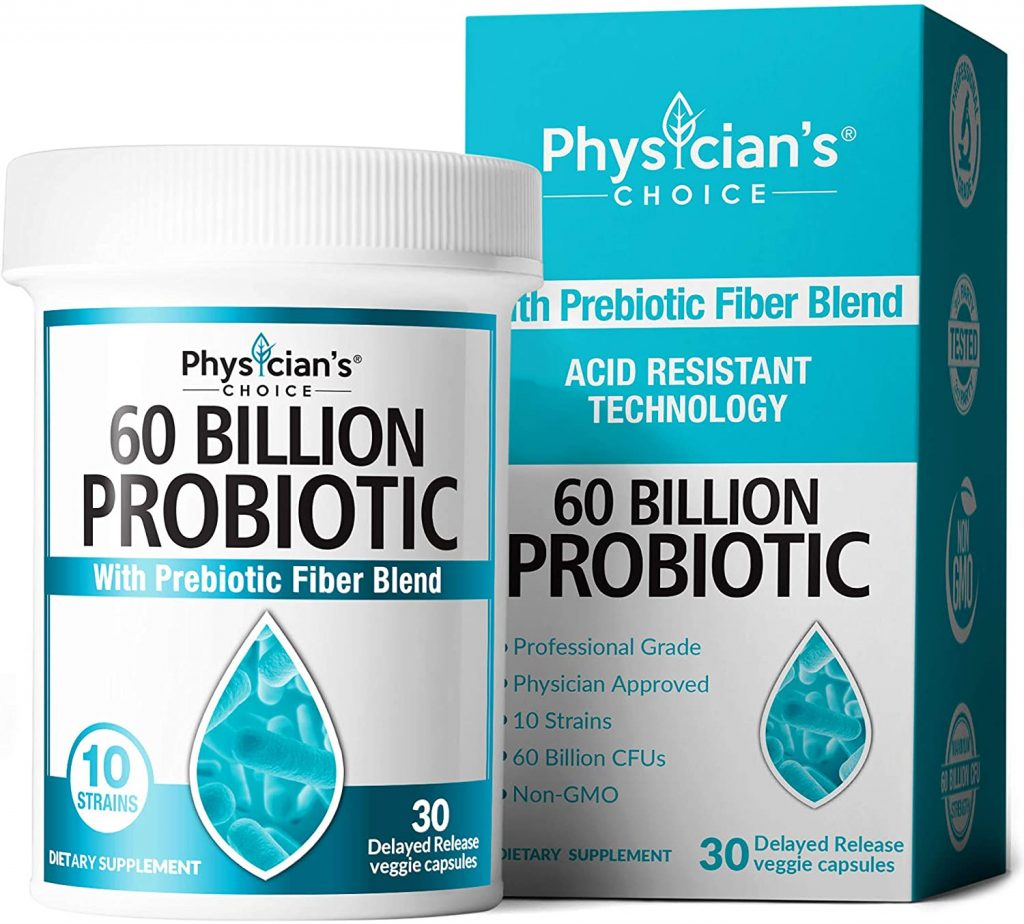 Physician's Choice Probiotics