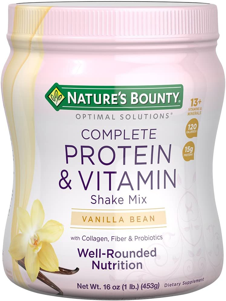 Nature's Bounty Protein Powder